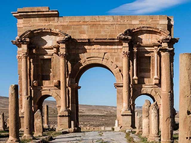Constitutional revision in Algeria