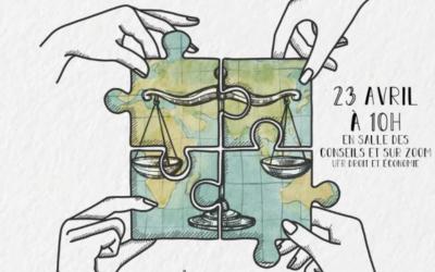 Réflexions autour du droit comparé : Méthodes et application – 23/04/2021